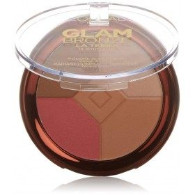 01 Light Laguna - Poudre Bonne Mine Glam Bronze La Terra Healthy Glow L'Oréal Paris 16,90 €