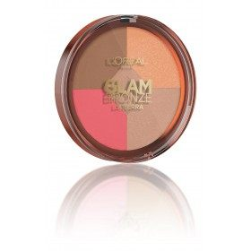 02 Medium Speranza - Poudre Bonne Mine Glam Bronze La Terra Healthy Glow L'Oréal Paris 16,90 €