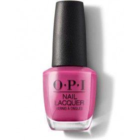 No Turning Back From Pink Street - Nail Varnish OPI O. P. I, 16,90 €