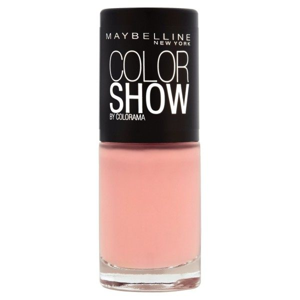 426 Peach Bloom - Vernis à Ongles Colorshow 60 Seconds de Gemey-Maybelline Maybelline 1,99€