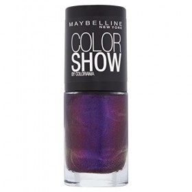 216 Plum Paradise - Vernis à Ongles Colorshow 60 Seconds de Gemey-Maybelline Gemey Maybelline 4,99 €