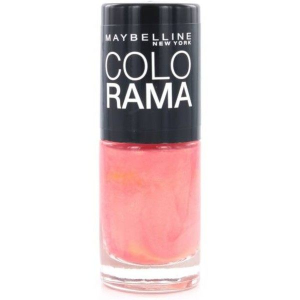 56 the Coral - Pink Nail Polish Colorshow 60 Seconds of Gemey-Maybe...