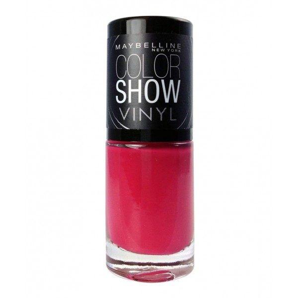 402 Pink Punk - Vernis à Ongles Colorshow 60 Seconds de Gemey-Maybelline Gemey Maybelline 4,99€
