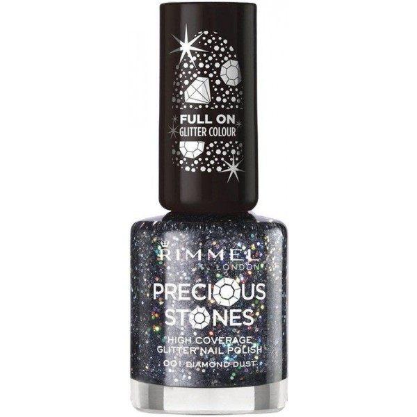 001 Diamond Dust - Nail Polish, Glitter / Spangle Rimmel London Rimmel London 9,99 €
