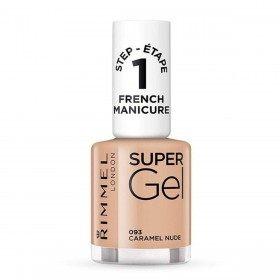 093 Caramel Nude - Nail Polish Super Gel French Manicure Rimmel London Rimmel London 12,99 €