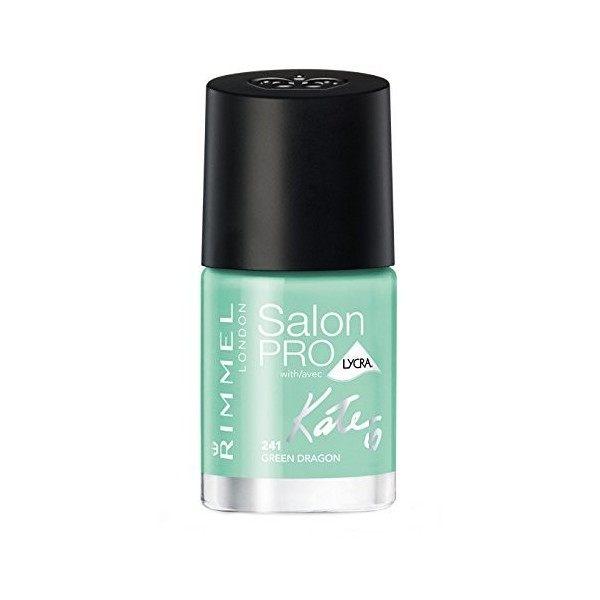 241 Green Dragon - Nail Varnish Salon Pro with LYCRA Rimmel L...