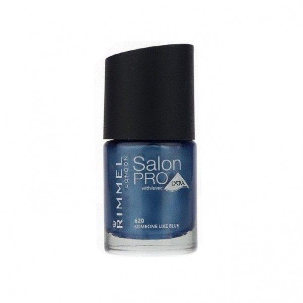 620 Someone Like Blue - Vernis à Ongles Salon Pro avec LYCRA de Rimmel London Rimmel London 1,99€