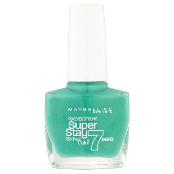 625 Forevermore Green - Vernis à Ongles Strong & Pro / SuperStay Gemey Maybelline Maybelline 1,99€