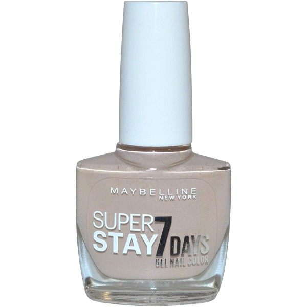 875 Second Skin - Vernis à Ongles Strong & Pro / SuperStay Gemey Maybelline Maybelline 2,49 €