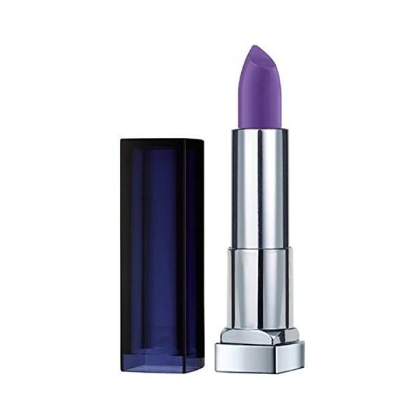891 Sapphire Siren - Rouge à lèvres MATTE Gemey Maybelline Color Sensational Gemey Maybelline 10,90€