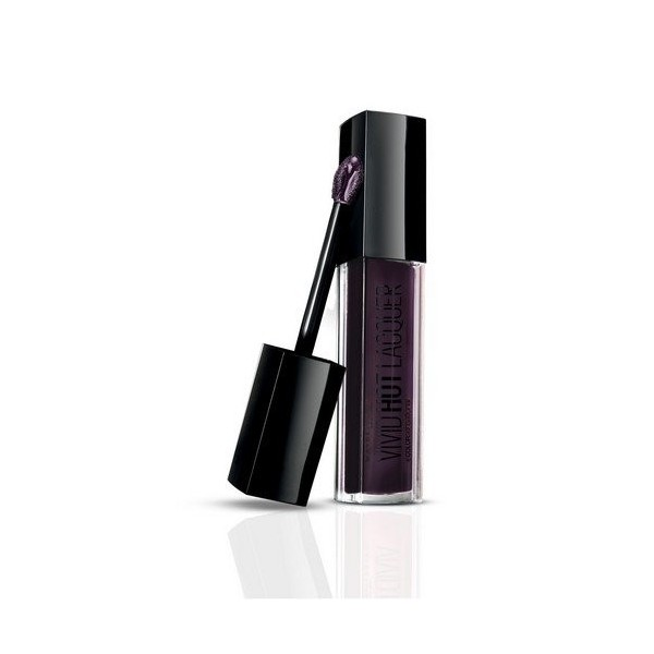 82 Slay It ( Prune ) - Rouge à lèvres VIVID HOT LACQUER Gemey Maybelline Maybelline 1,99€
