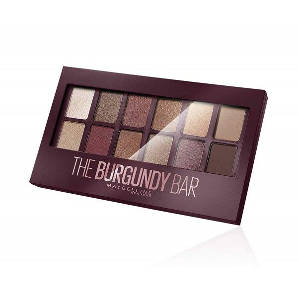 The Burgundy Bar - Palette Ombre à Paupières Maybelline New-York Maybelline 6,99€
