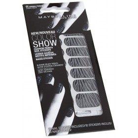Zebra Nacht - Nail Stickers Afdrukken ontwerpen van de de spijkerkunst van Maybelline New York Gemey Maybelline 8,99 €