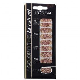 006 Chic Python - Stickers Vernis à Ongles Nail Art de L'Oréal Paris L'Oréal Paris 10,99€