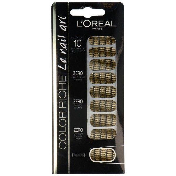 008 Or Lame - Sticker Nagellack, Nail Art von l 'Oréal Paris l' Oréal Paris 10,99 €
