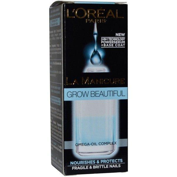 Base + Sérum Croissance - Soin des Ongles La Manicure de L'Oréal Paris L'Oréal 2,99€