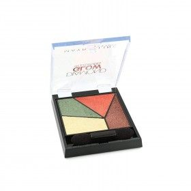 10 Jungle Fever - Palette ombretto Studio Diamond Glow di Gemey-Maybelline Gemey Maybelline 9,99 €