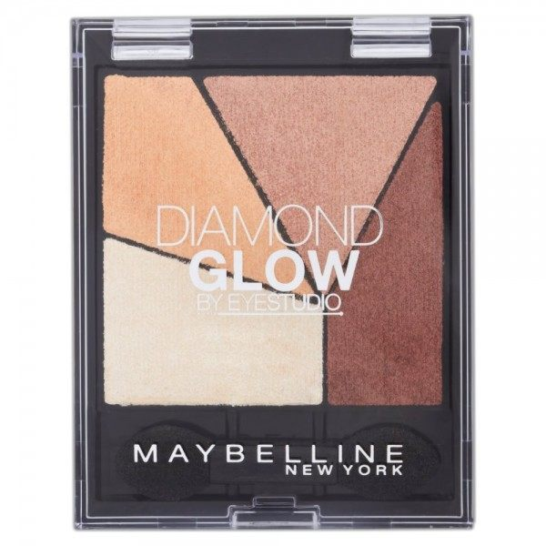 02 Coral Drama - Palet oogschaduw Eye Studio Diamond Glow van Gemey-Maybelline Gemey Maybelline 9,99 €