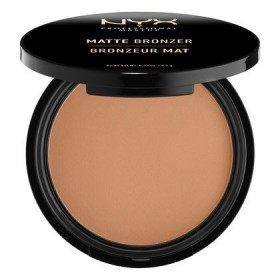 MBB01 Clear - Bronzing Powder NYX Matte Bronzer NYX 18,99 €