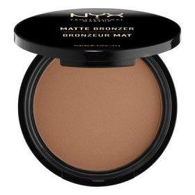 MBB02 Deep - Bronzing Powder NYX Matte Bronzer NYX 18,99 €