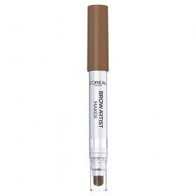 02 Light Brown / Cool Brown - Eyebrow Pencil Finished Powder + Brush Styling Kabuki L'oréal Paris, L'oréal Paris, 12,99 €