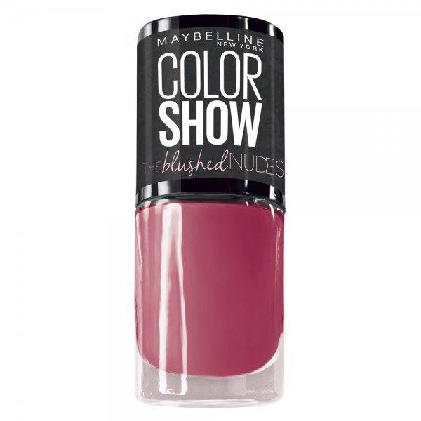 449 Crimson Flush - Vernis à Ongles Colorshow 60 Seconds de Gemey-Maybelline Gemey Maybelline 5,99€