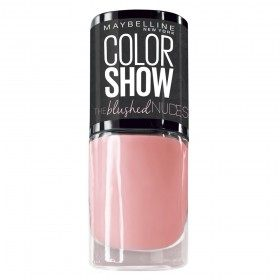 446 Make Me Blush - Nail Polish Colorshow 60 Seconds of Gemey-Maybelline Gemey Maybelline 5,99 €