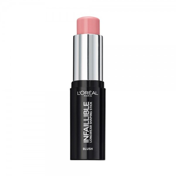 001 Sexy Flush - Blush Infaillible Shaping Stick de L'Oréal Paris L'Oréal Paris 13,50 €