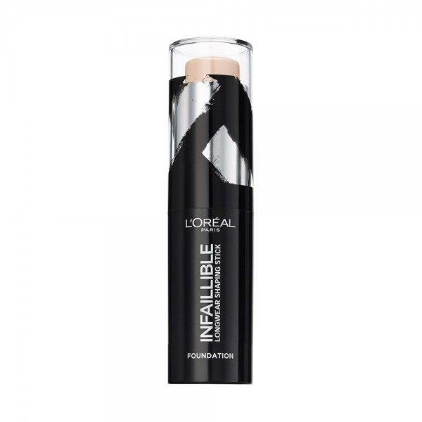 140 Natural Pink Infallible foundation Shaping Stick of The l'oréal Paris L'oréal Paris 13,50 €