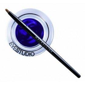10 Ultra Violet - EyeLiner Eyestudio Lasting Drama Gel + Brosse de Gemey Maybelline Gemey Maybelline 16,99€