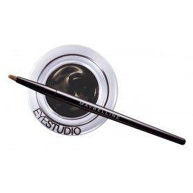 08 Black Gold - EyeLiner Eyestudio Lasting Drama Gel + Brosse de Gemey Maybelline Gemey Maybelline 16,99€