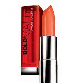 325 Coral ( MAT 3 )- Rouge à Lèvres Color Sensational Bold Matte de Gemey Maybelline Gemey Maybelline 13,99€