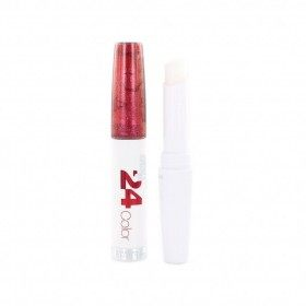 538 Crimson Crystal - Rouge à Lèvres Superstay Color 24h Gemey Maybelline Gemey Maybelline 13,50 €