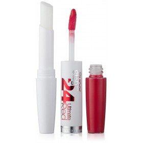 475 Hot Coral - lippenstift Superstay 24h Color presse / pressemitteilungen Maybelline presse / pressemitteilungen Maybelline