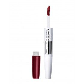 510 Rosso Passione, Labbra Rosso Superstay Colore 24h Gemey Maybelline Gemey Maybelline 13,50 €