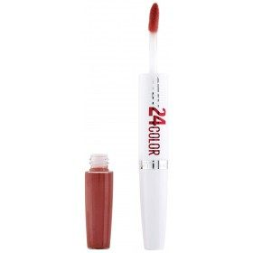 460 Infinite Coral - Rouge à Lèvres Superstay Color 24h Gemey Maybelline Gemey Maybelline 13,50 €