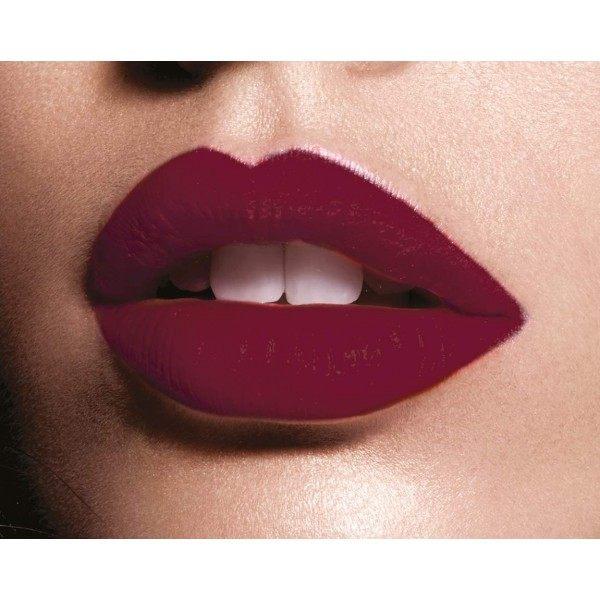 975 Divine Wine - Red lip MATTE by Maybelline Color Sensational