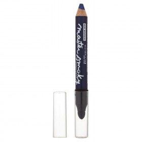 Smoky Navy - Ombre à Paupières Crayon Master Smoky de Gemey Maybelline Maybelline 3,99€