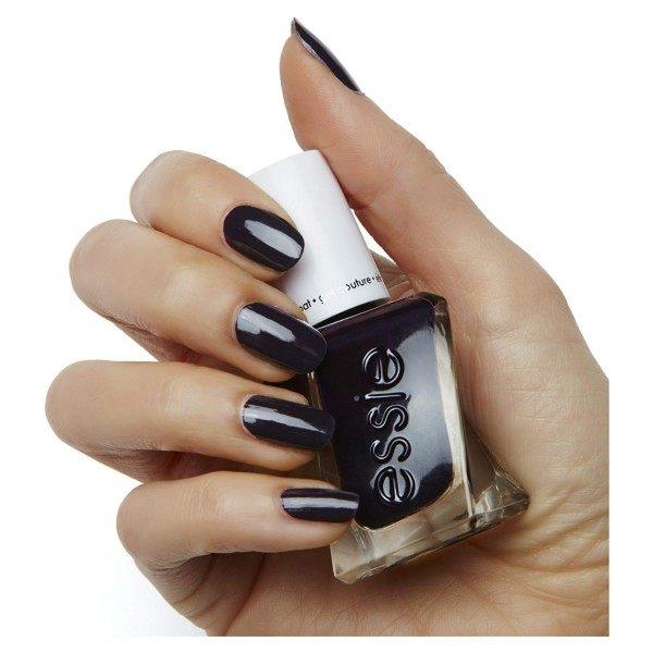 483 Amethyst Noir ( Violet aubergine ) - Vernis à ongles ESSIE Gel Couture ESSIE 5,99€