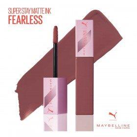 11 Fearless - Rouge à lèvre SuperStay MATTE INK de Maybelline New York Gemey Maybelline 5,99€