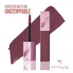 12 Unstoppable - Rouge à lèvre SuperStay MATTE INK de Maybelline New York Gemey Maybelline 5,99€