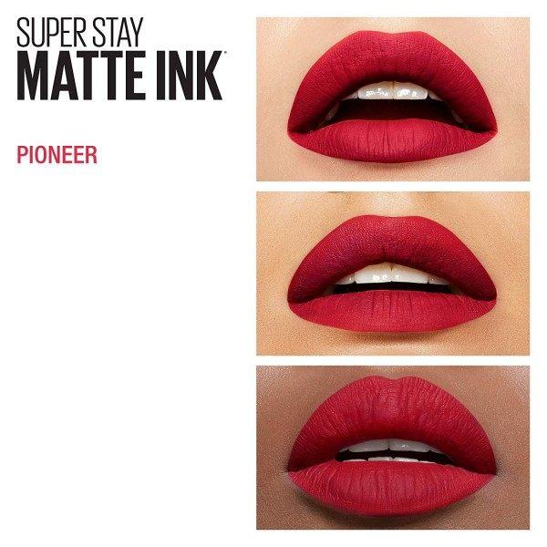 20 para Siempre Rojo labial SuperStay MATE de TINTA de Maybelline New York Gemey Maybelline 5,99 €