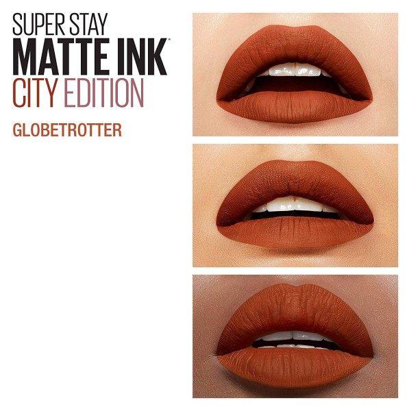 135 Globetrotter - Red lip SuperStay MATTE INK Maybelline New York Gemey Maybelline 5,99 €