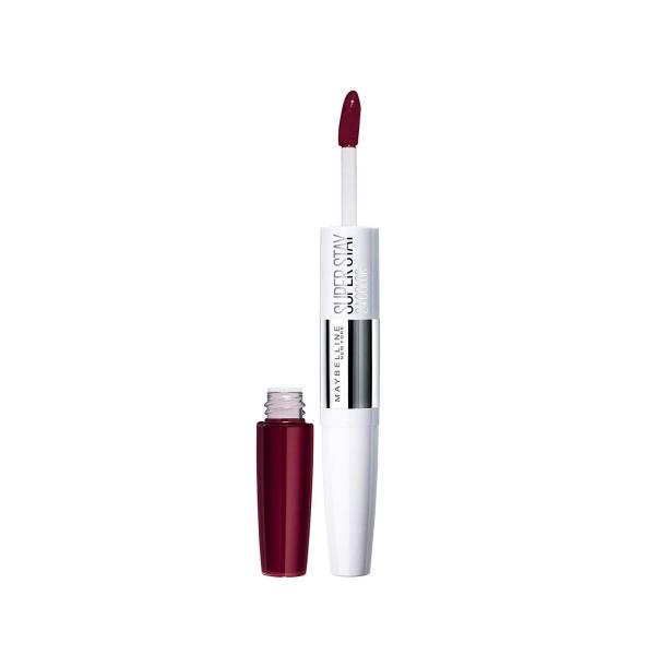 835 Atemporal Crimson - Labios Rojos Superstay Color 24h Gemey Maybelline Gemey Maybelline 5,99 €