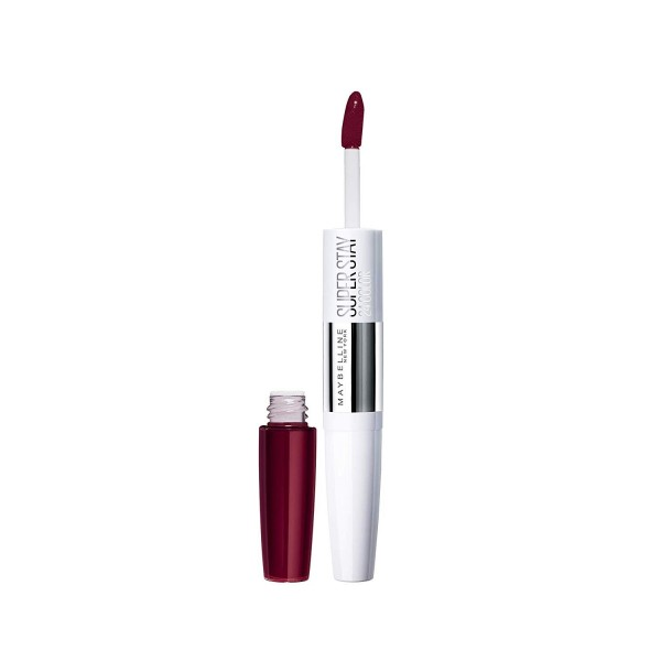 835 Timeless Crimson - Rouge à Lèvres Superstay Color 24h Gemey Maybelline Maybelline 5,99 €