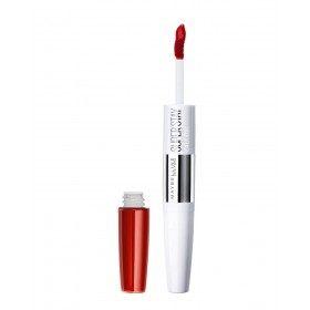 483 Non-Stop Laranxa - Vermello Beizo Superstay Cor 24h Gemey Maybelline Gemey Maybelline 5,99 €