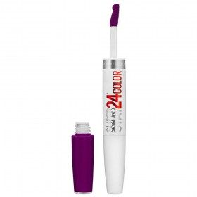 363 All Day Plum - Rouge à Lèvres Superstay Color 24h Gemey Maybelline Gemey Maybelline 5,99 €