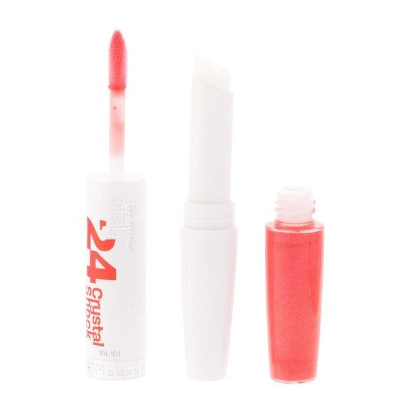470 Precious Coral - Rouge à Lèvres Superstay Color 24h Gemey Maybelline Maybelline 4,99€