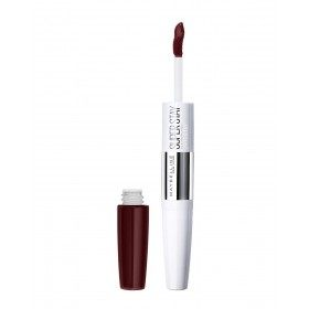 840 Merlot Muse - Labios Rojos Superstay Color 24h Gemey Maybelline Gemey Maybelline 5,99 €