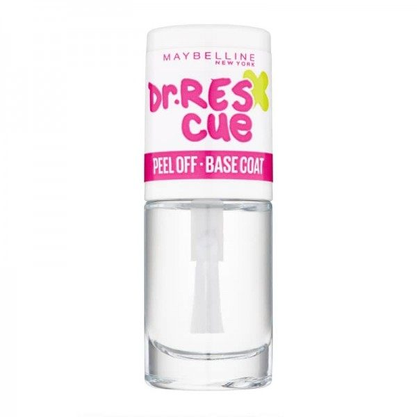 Base Coat Peel Off Nail Polish Colorshow 60 Seconds of Gemey-Maybelline Gemey Maybelline 2,49 €